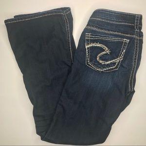 Silver Tuesday Bootcut Jeans Size 29 W29/L31